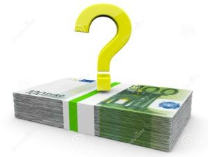 money-problems-solutions-golden-question-mark-bundle-euro-notes-34550066