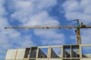 app+crane+house+build