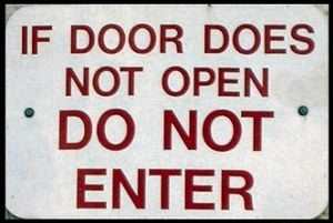 if-door-does-not-open