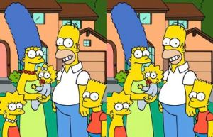 spot the diff 900x580 diff simpson family