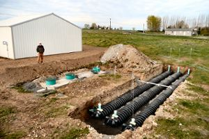 Practical Post 25 Septic Tanks Waste Water Treatment