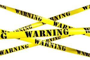 Warning-tape