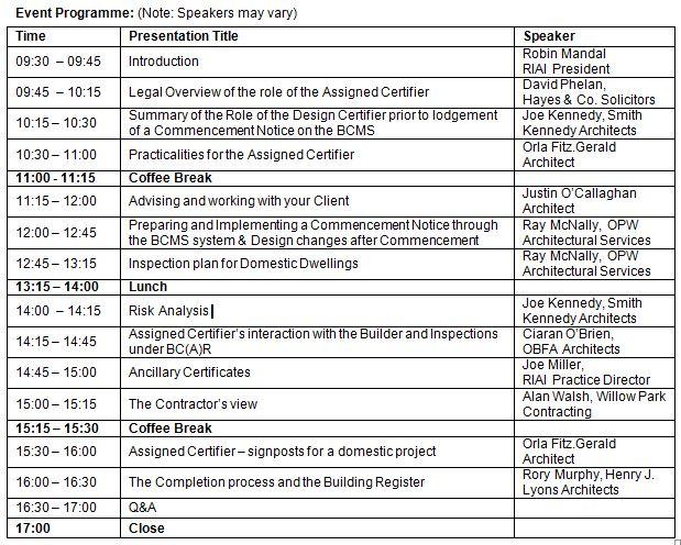 Building Regulations Bregs Blog