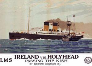 Ireland via Holyhead
