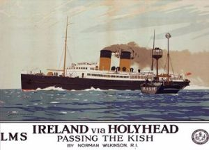 Ireland via Holyhead