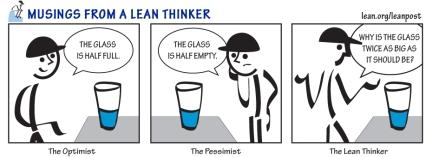Lean Thinker