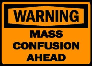 Mass-Confusion